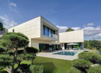 Villa in Děčín by Studio Pha