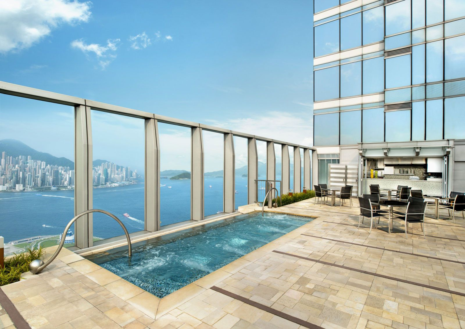 Luxurious w hong kong hotel caandesign architecture for Design hotel hong kong
