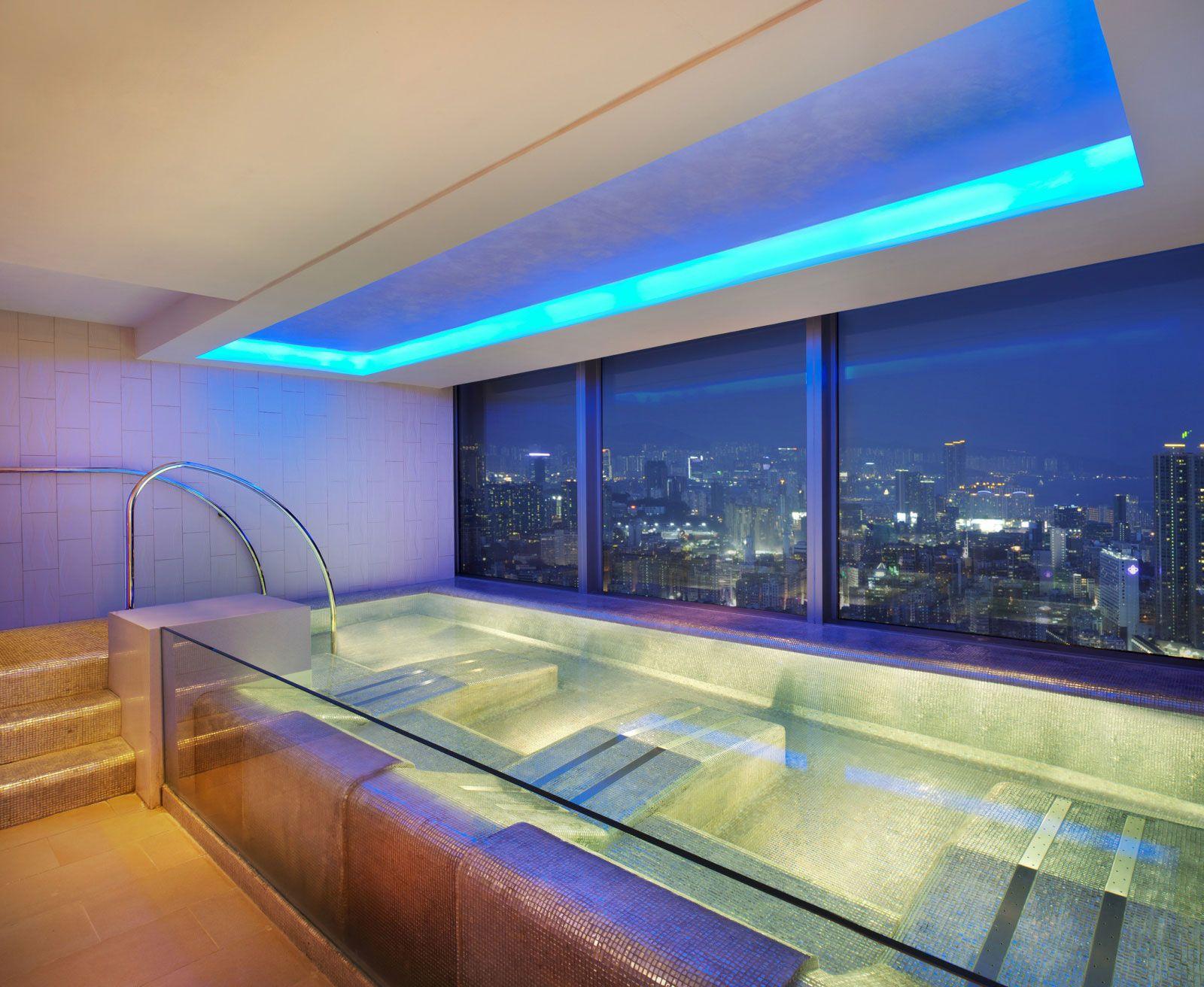 Luxurious W Hong Kong Hotel Caandesign Architecture