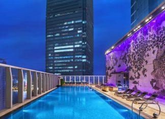 Luxurious W Hong Kong Hotel