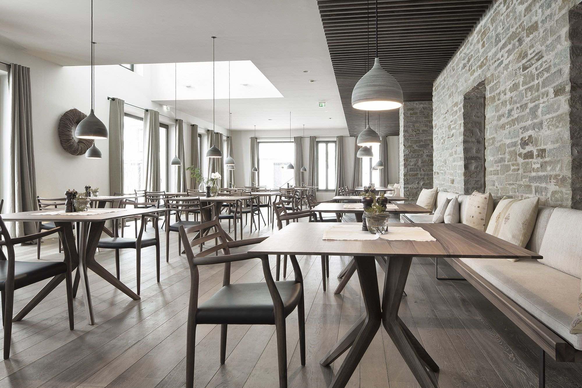 Wiesergut hotel by gogl architekten caandesign for Boutique hotel saalbach