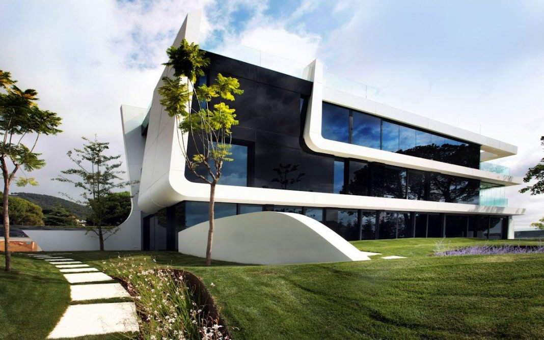 Weave House by A-cero