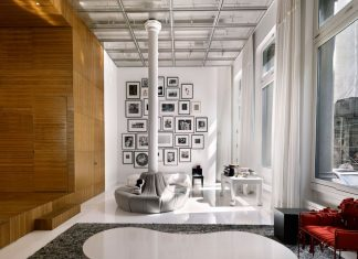 White Street Loft in New York City by WORKac