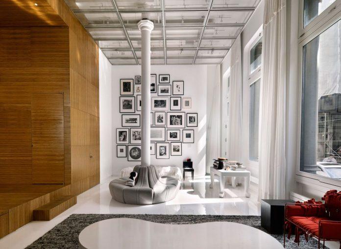 White Street Loft in New York City by WORKac