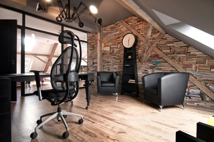 X3 New Office by Ezzo Design