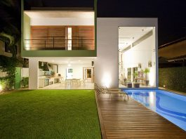 Acapulco House designed by FC Studio