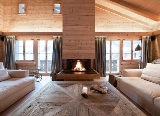 Chalet Gstaad by Ardesia Design