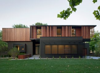 Baulinder Haus by Hufft Projects