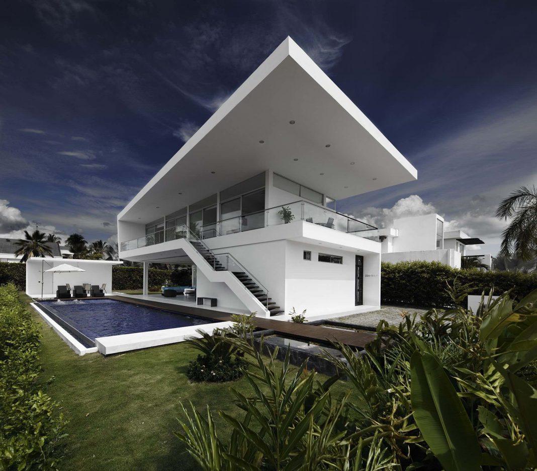 Casa Penon by Giovanni A. Moreno Espinosa