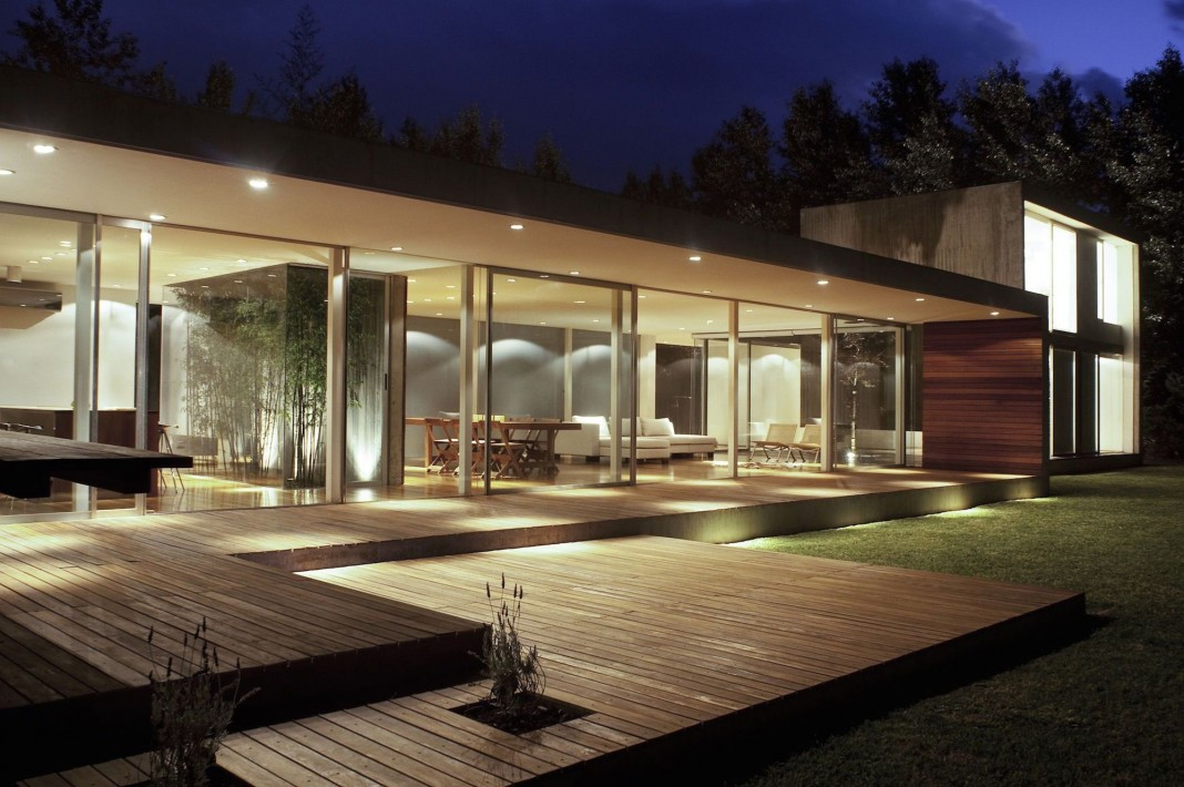 House M by Fritz + Fritz Arquitectos