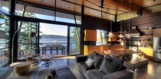 Coeur D'Alene Residence by Uptic Studios