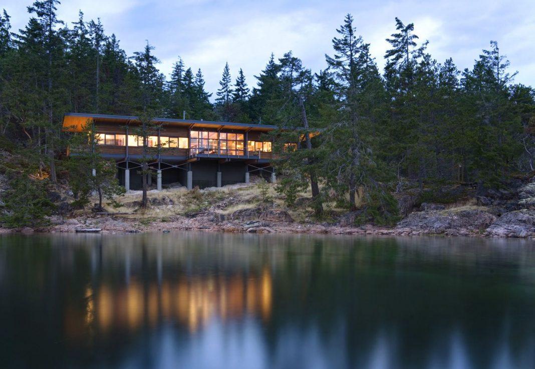 Cortes Island Residence by Balance Associates