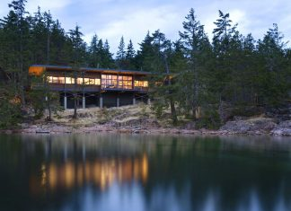 Cortes Island Residence by Balance Associates