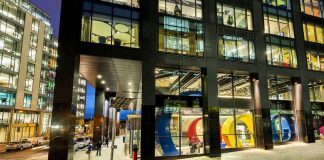 The Google Dublin Campus by Camenzind Evolution