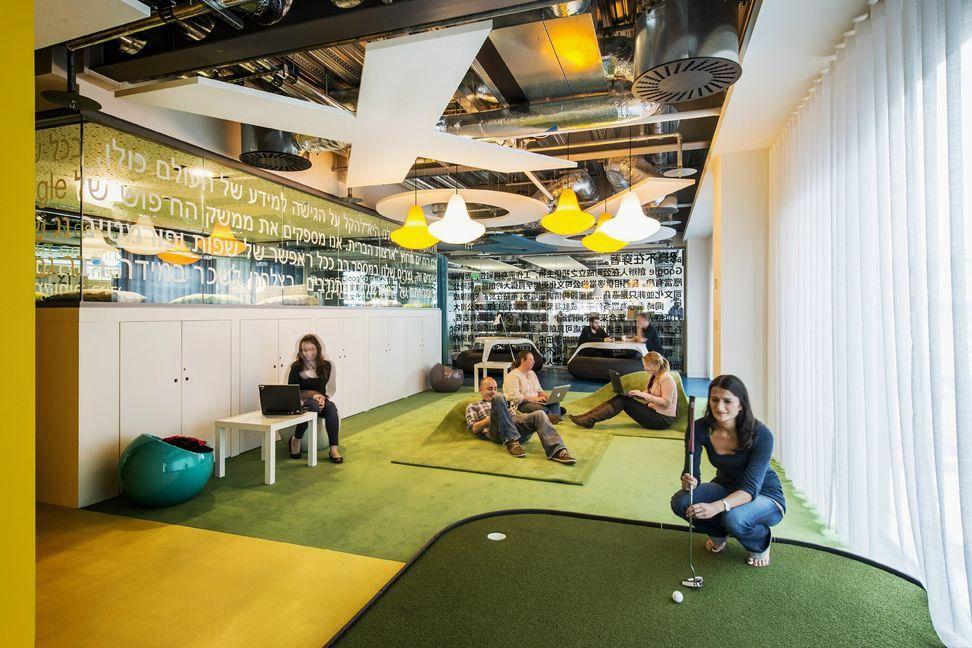 The Google Dublin Campus by Camenzind Evolution  CAANdesign