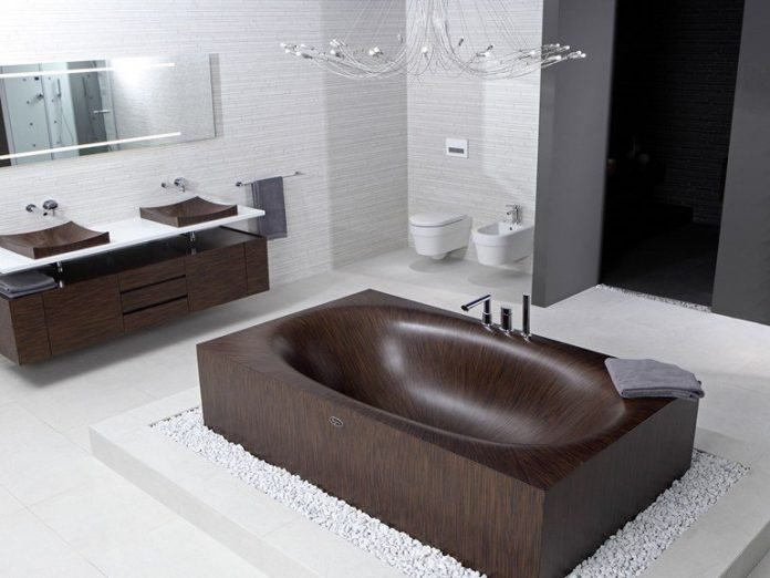 Laguna Bath Tub by aLEGNA