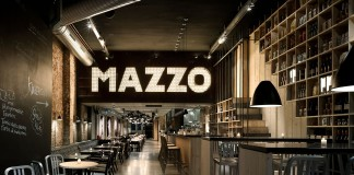 MAZZO designed by CONCRETE located in Amsterdam, The Netherlands