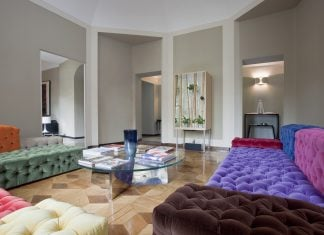 Contemporary Apartment: Biancamaria by Paolo Frello & Partners
