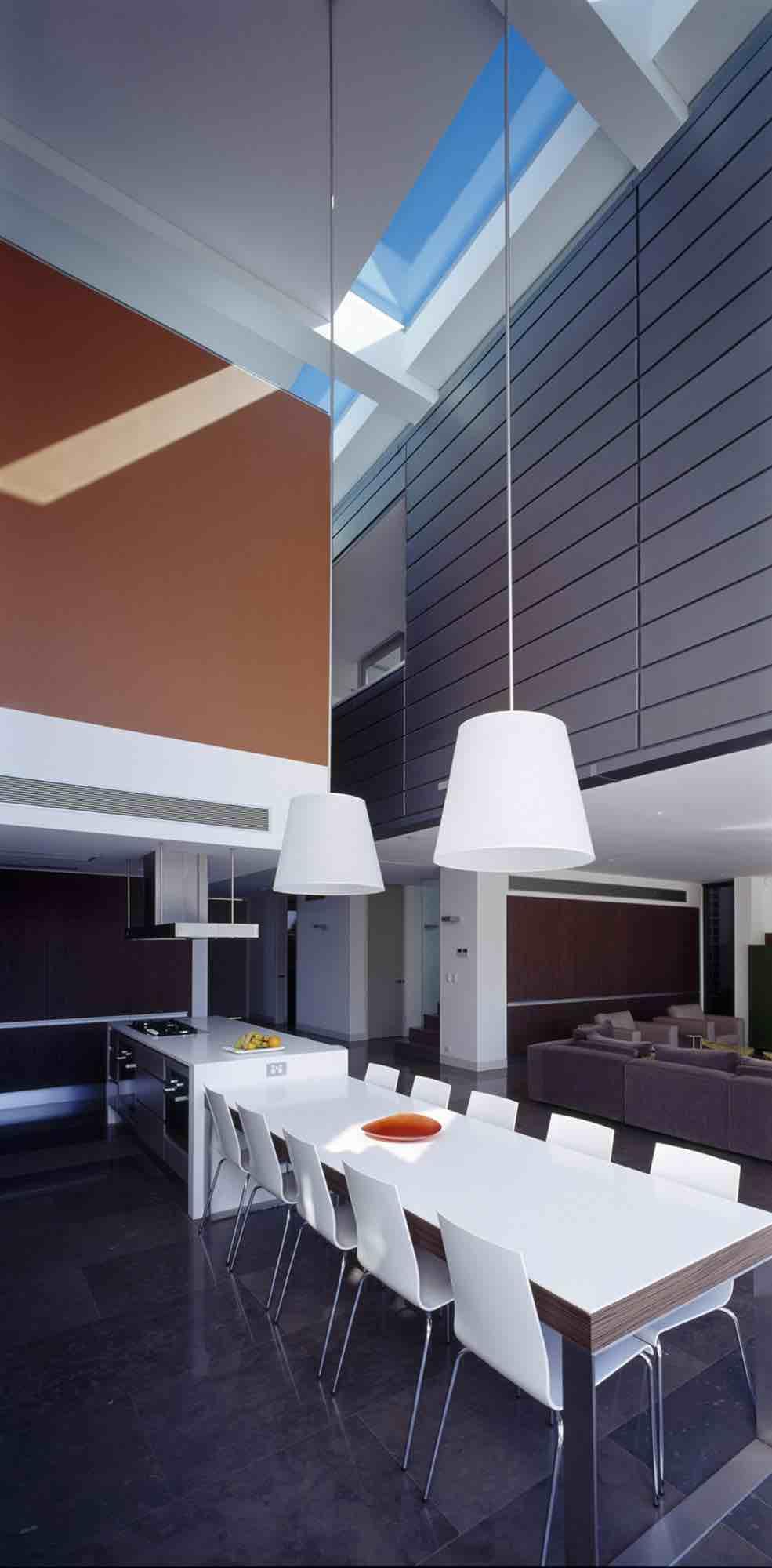 minosa-design-open-plan-high-ceiling-void-large-dinning-table-corian-benchtop-minosa-kitchen-gilda-06