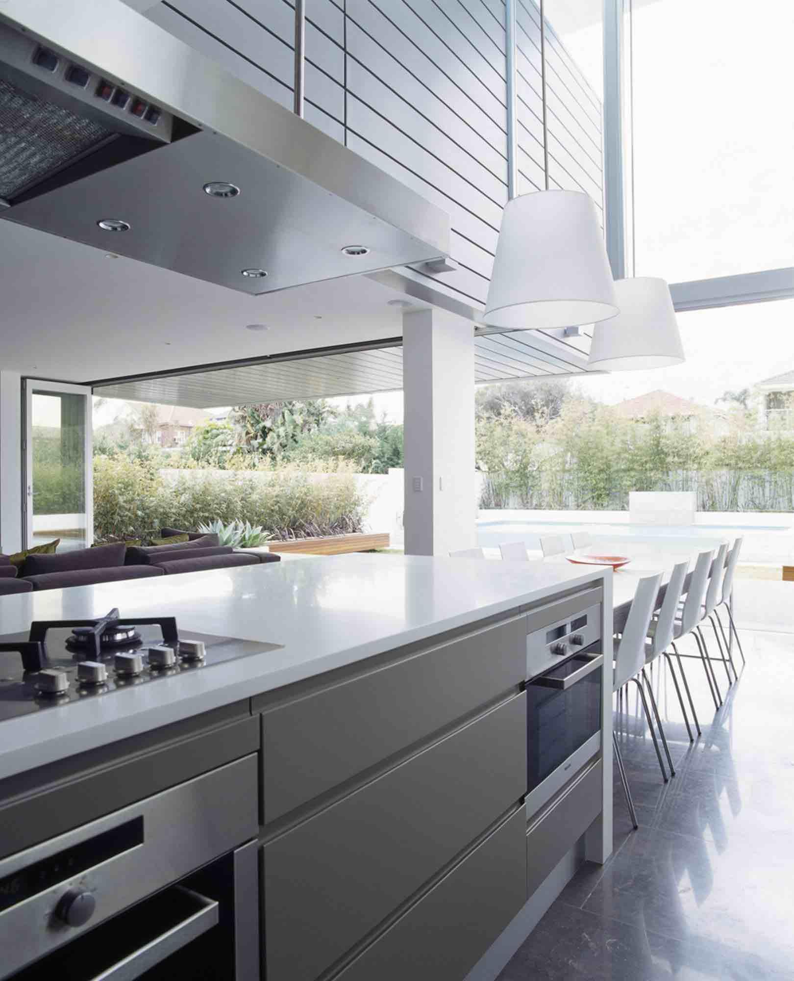 minosa-design-open-plan-high-ceiling-void-large-dinning-table-corian-benchtop-minosa-kitchen-gilda-07