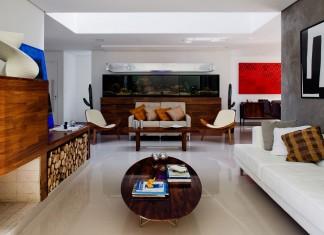 Mirante Do Horto House by FC Studio