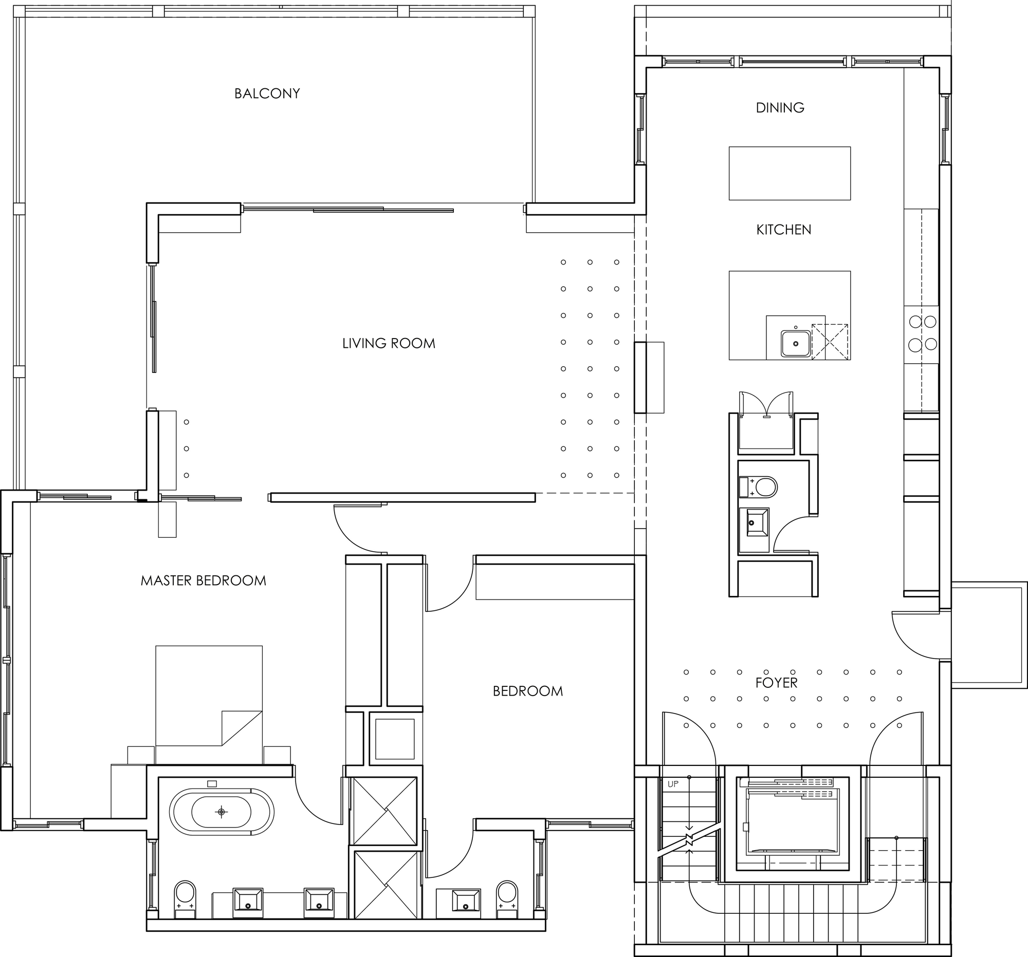 residencia-tavernier-drive-luis-pons-design-lab_101-house_renovation_-_tavernier_key_fl-_second_floor_plan