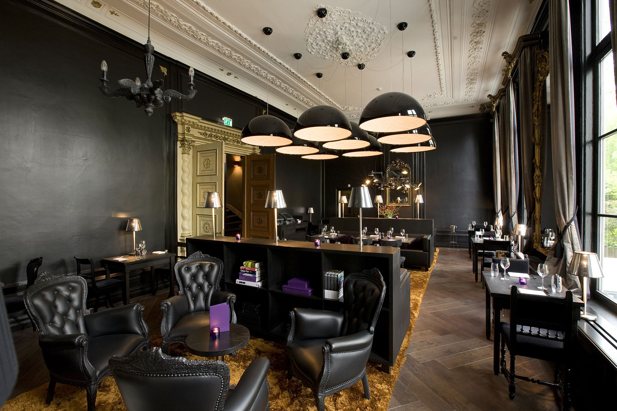 restaurant - © jim ellam