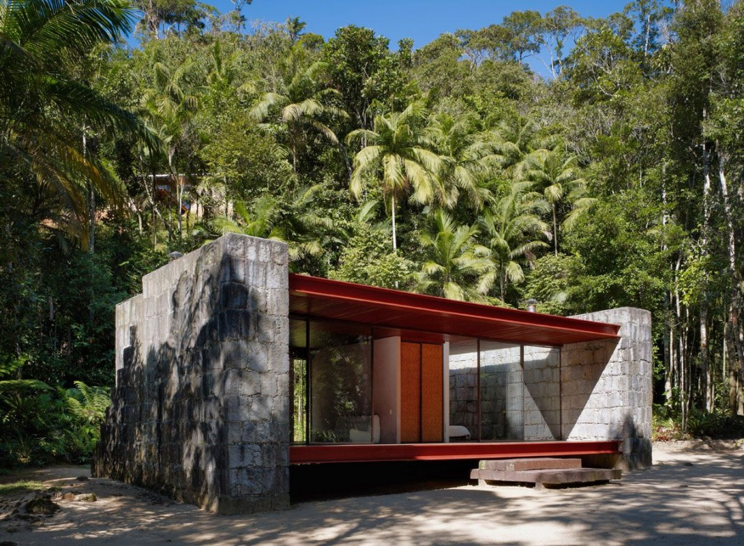 rio bonito house by carla juacaba caandesign architecture and home design blog. Black Bedroom Furniture Sets. Home Design Ideas