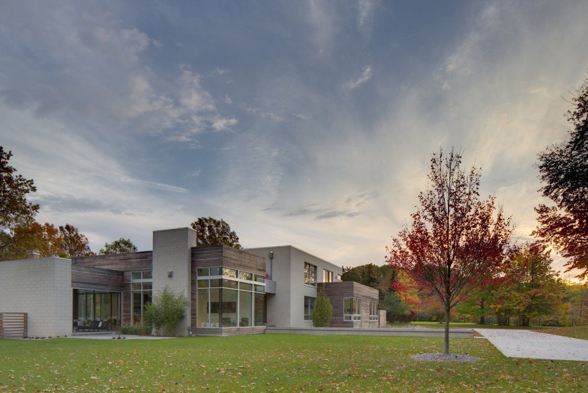shaker heights residencedimit architects - caandesign