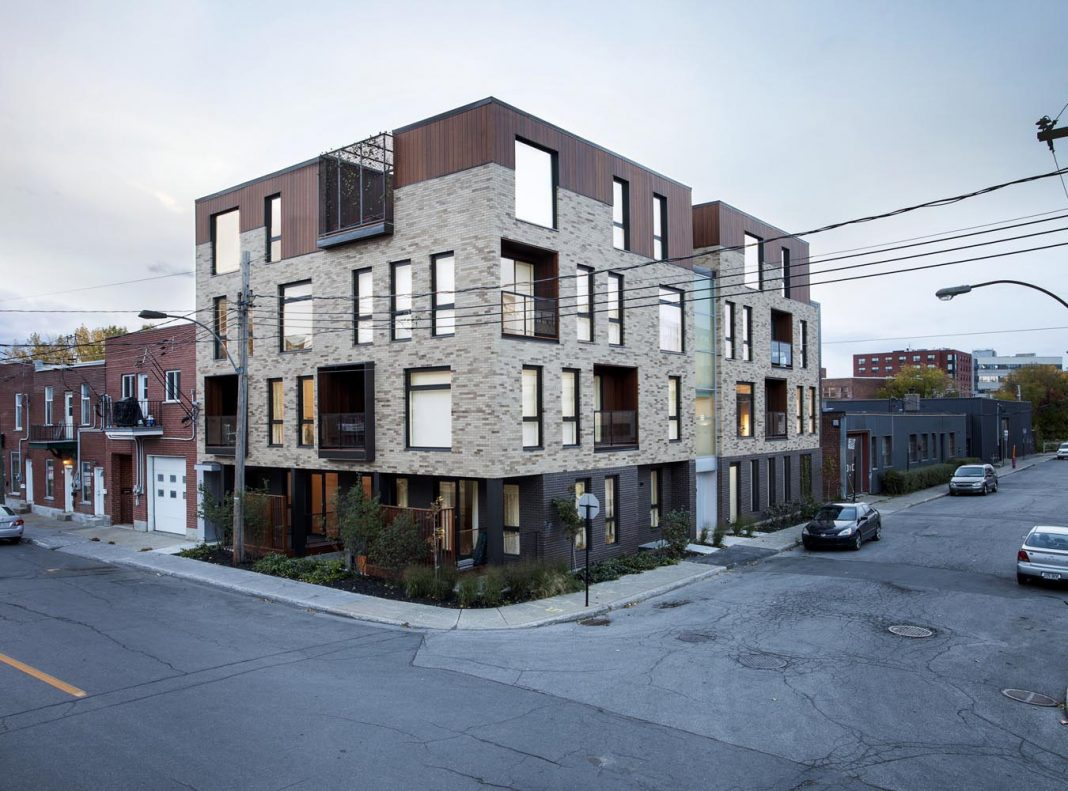 St-Zotique Residence by NatureHumaine
