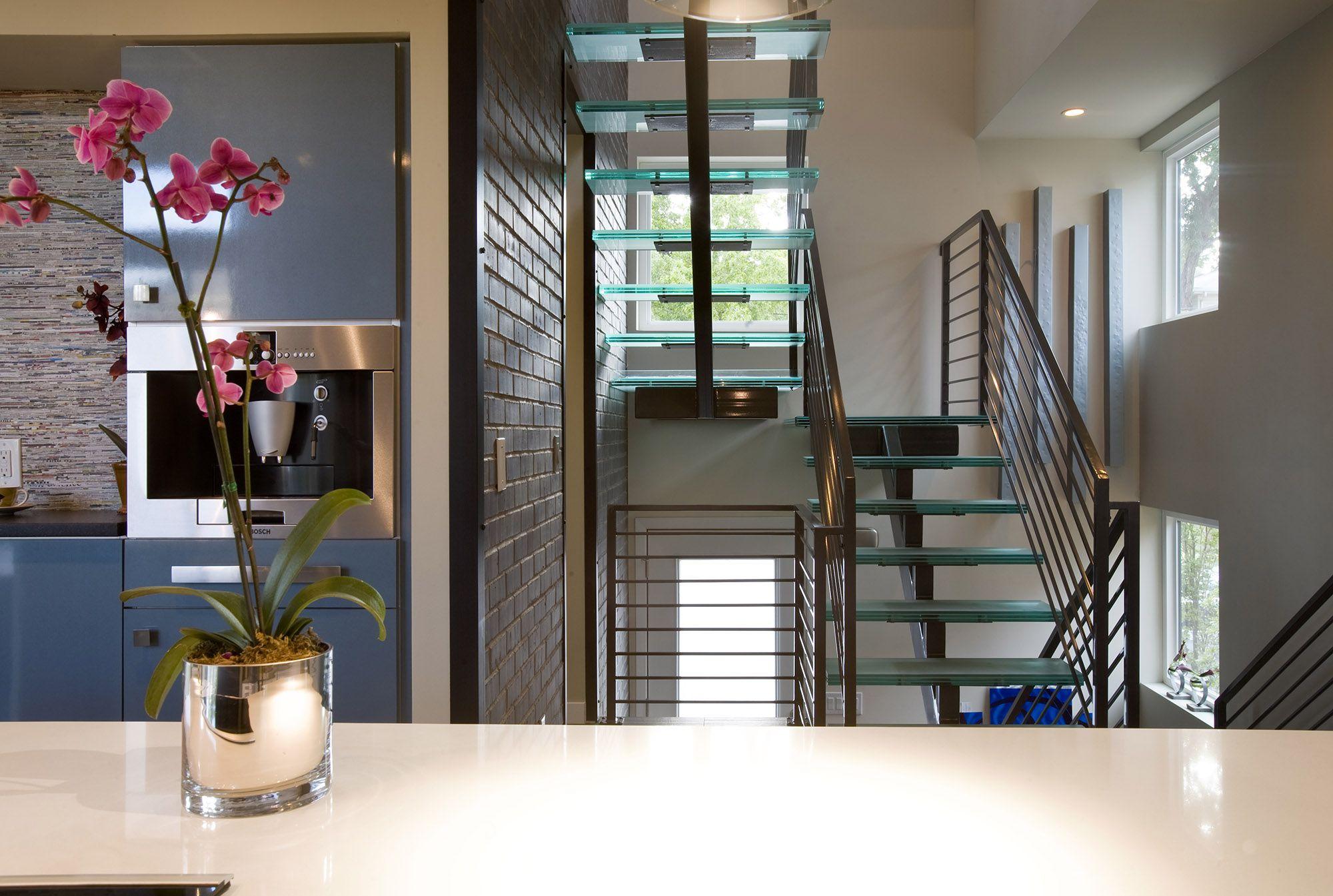 stairs-kitchen