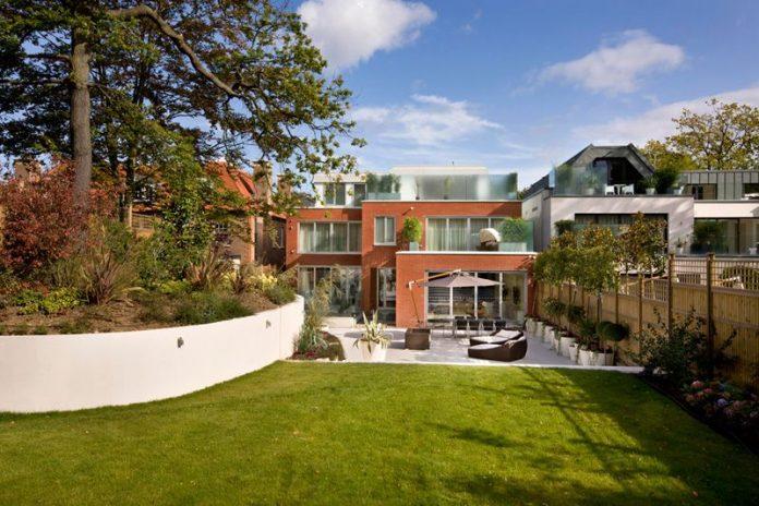The Villa by Harrison Varma