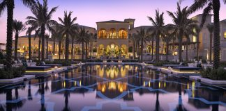 One and Only The Palm in the United Arab Emirates