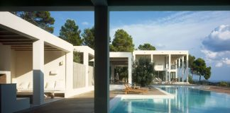 House in Valle de Morna by Blacam and Meagher Architects