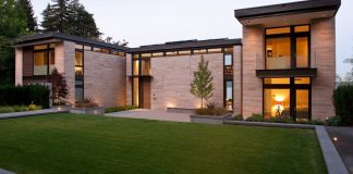 Washington Park Residence by Sullivan Conard Architects