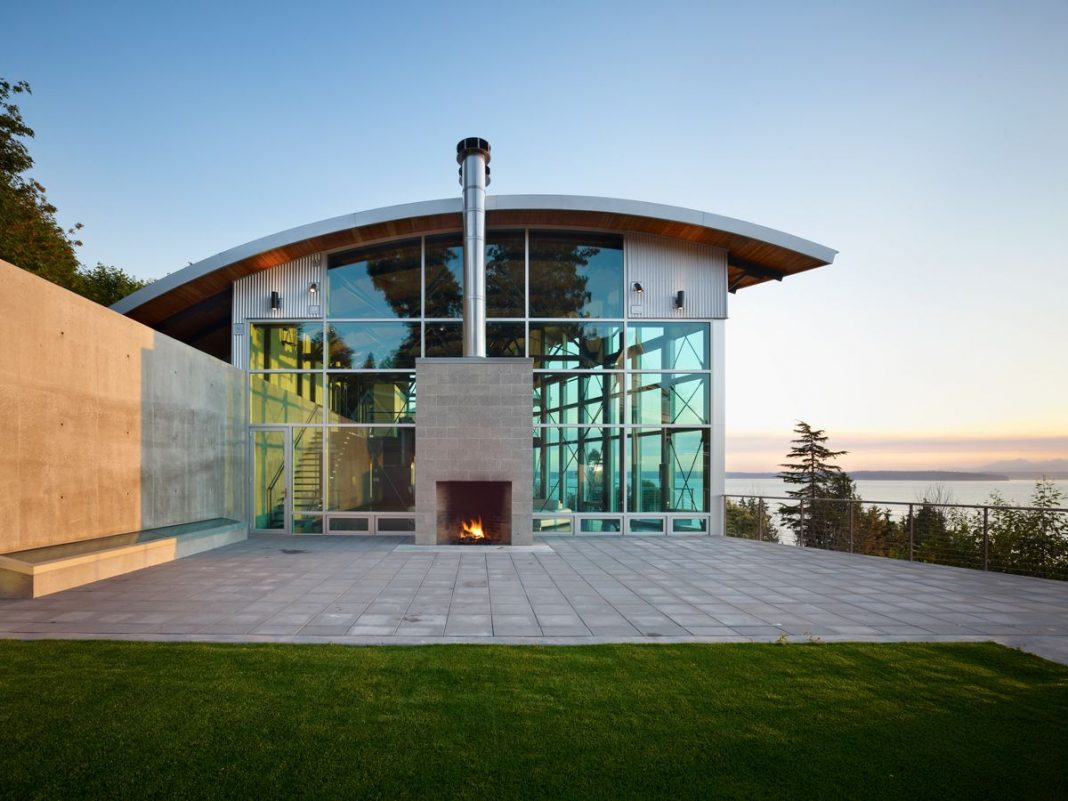 west seattle residencelawrence architecture - caandesign