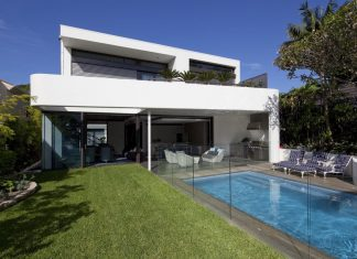 Z House Bellevue Hill by Bruce Stafford Architects