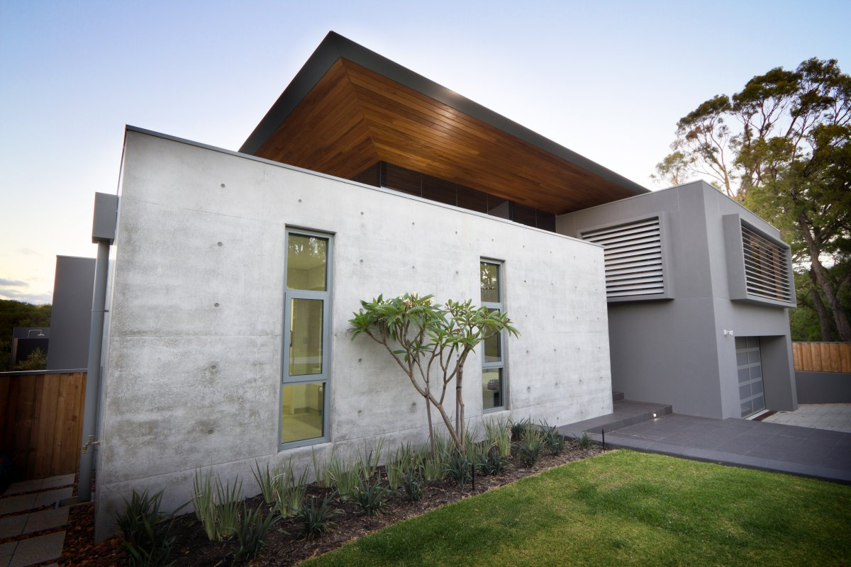 The  House By Dane Design Australia CAANdesign Architecture - Contemporary homes design