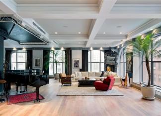 Contemporary 408 Greenwich Street Loft in New York
