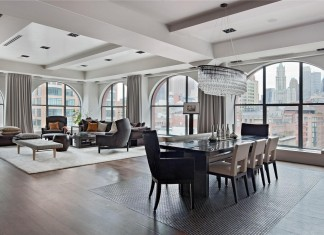 Spectacular 408 Greenwich Street Loft in Tribeca, New York