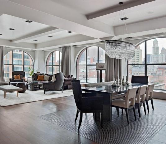 Spectacular 408 Greenwich Street Loft in Tribeca, New York