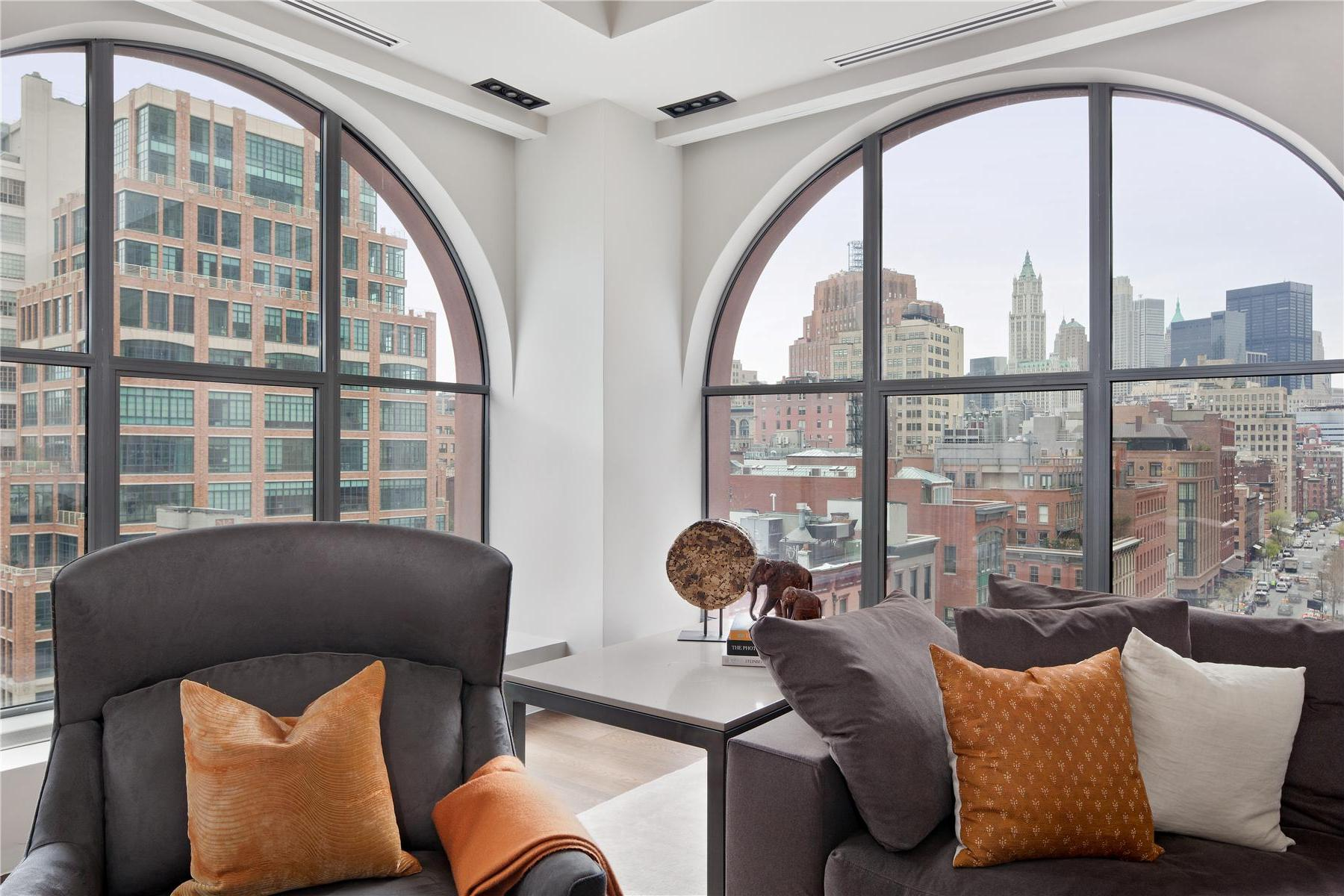 Spectacular 408 Greenwich Street Loft In Tribeca New York