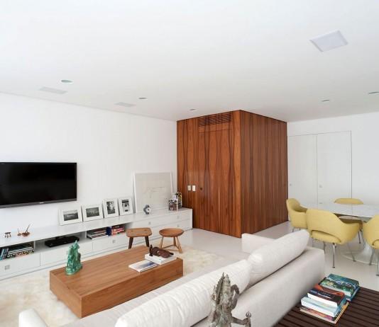Apartment Ahu 61 by Leandro Garcia