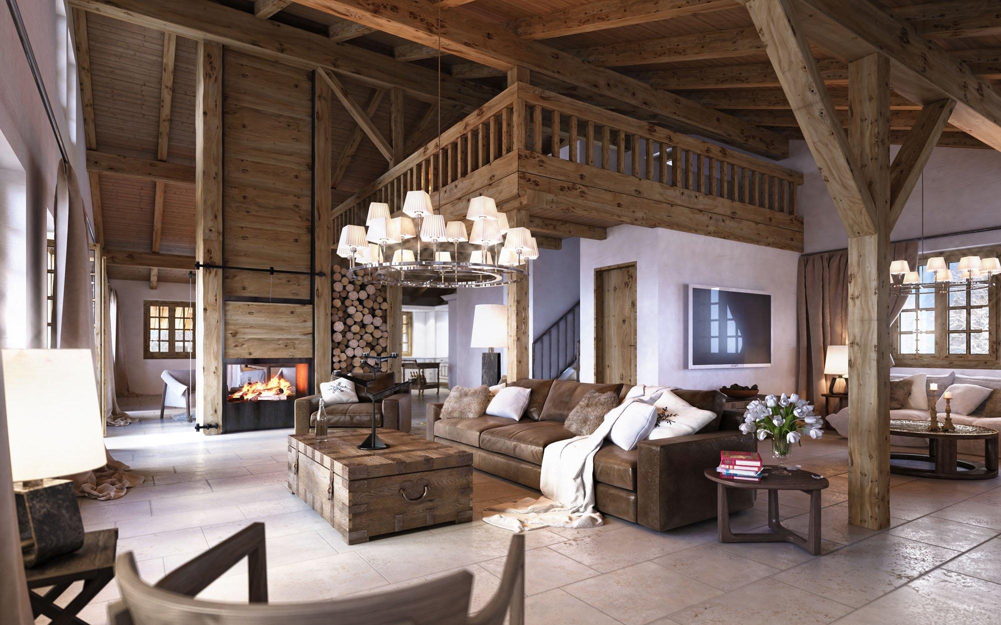 Luxury Glacier Village in Grindelwald, Switzerland - CAANdesign ...