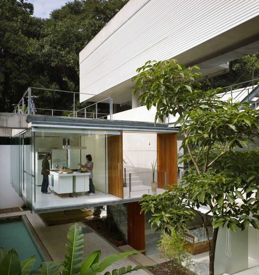 Amazing Carapicuiba House 02 Design Inspirations