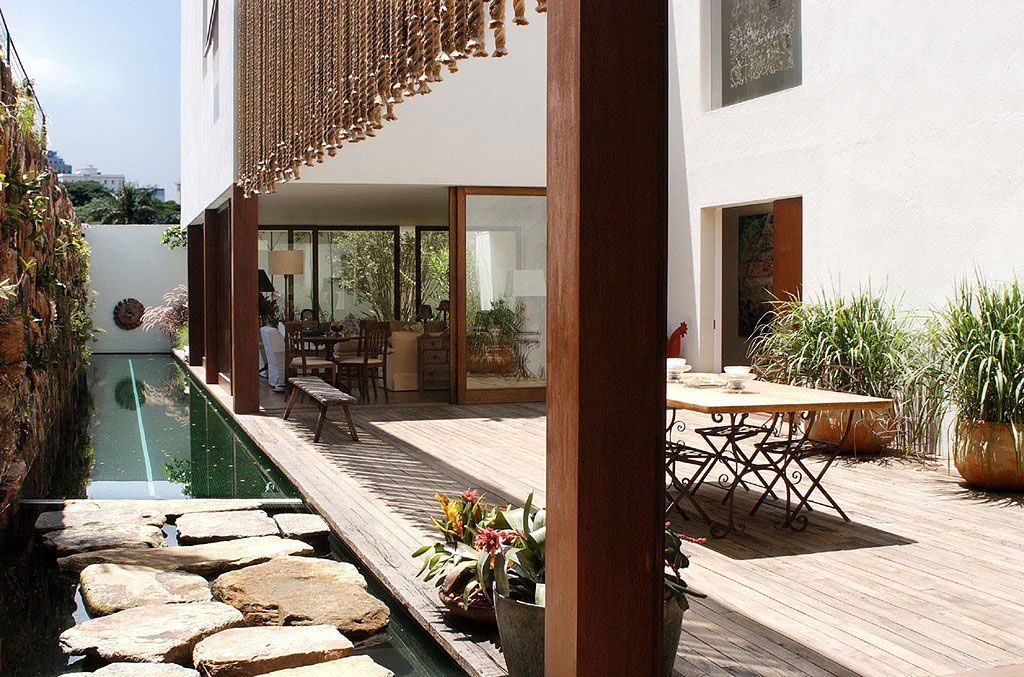 Casa d agua by isay weinfeld caandesign architecture for Casa design