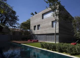Casa Cubo by Studio MK27