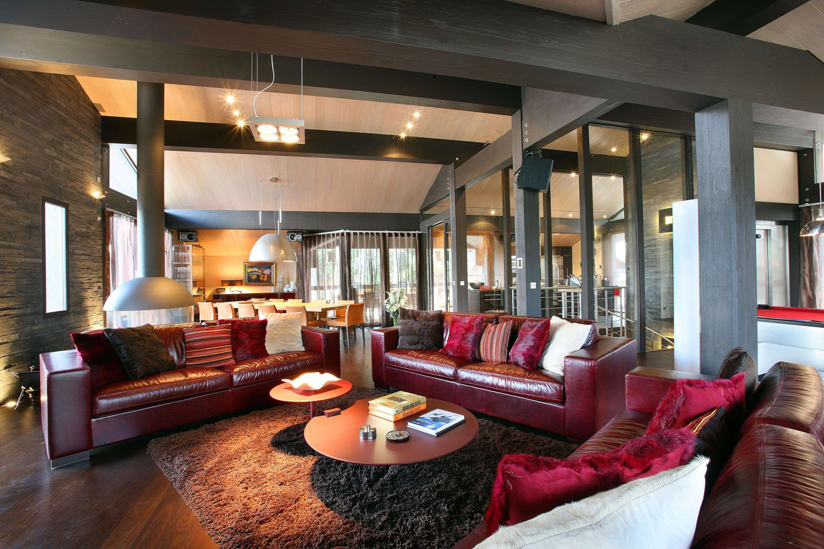The Luxury Chalet E 1850 in Courchevel, French Alps