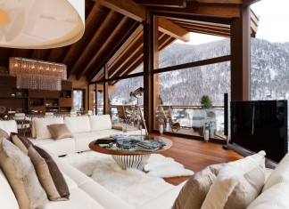 Chalet Matten in Zermatt, the Ultimate Luxury Wooded Mountainside Chalet