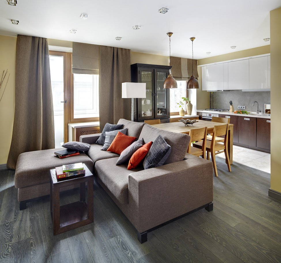 Cozy Apartments cozy apartment in moscowodnushechka - caandesign